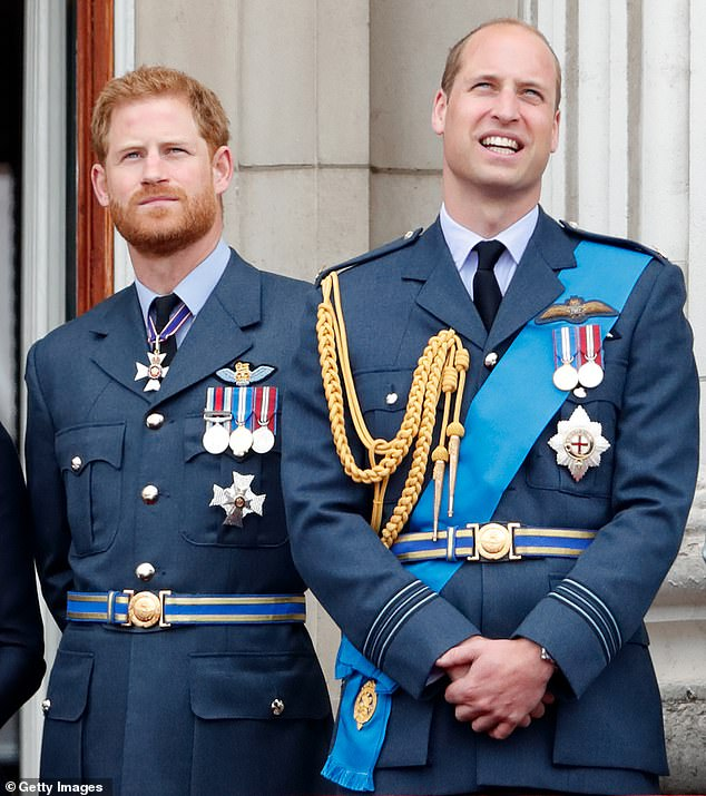 Prince William and Harry would find The Crown 'quite sad' to watch
