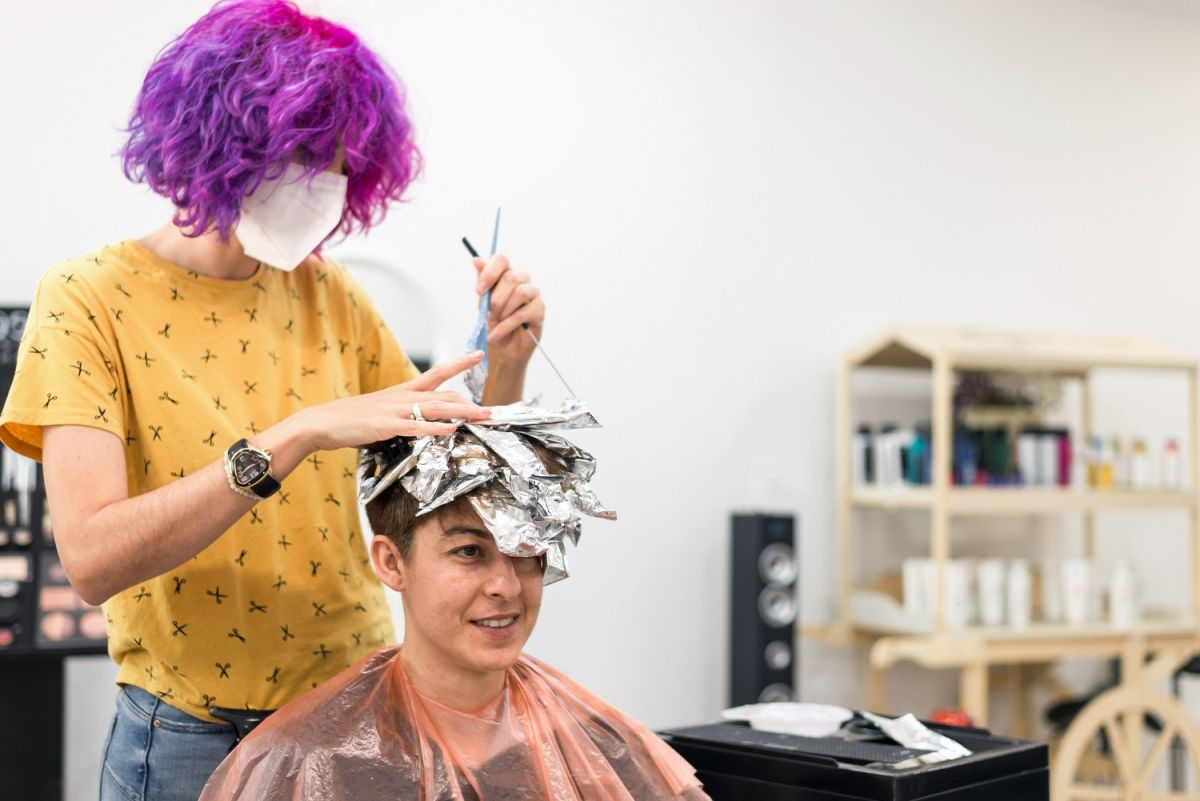 Prolonged COVID-19 Survivors May Have Allergy to Hair Dyes   The State