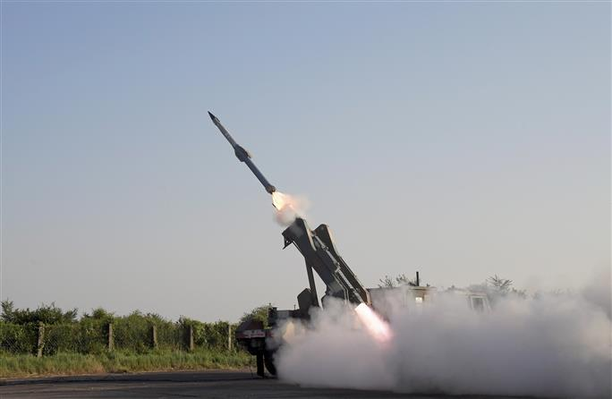 QRSAM achieves major milestone, hits pilotless target aircraft