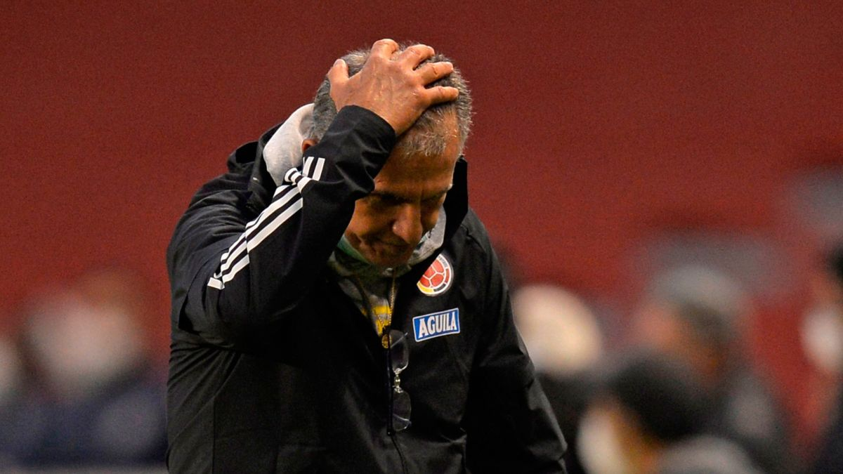 Queiroz could have his days numbered, but assures that Colombia will recover   The State