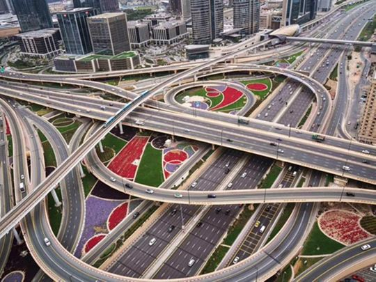RTA projects make Dubai traffic freer than leading cities with similar population