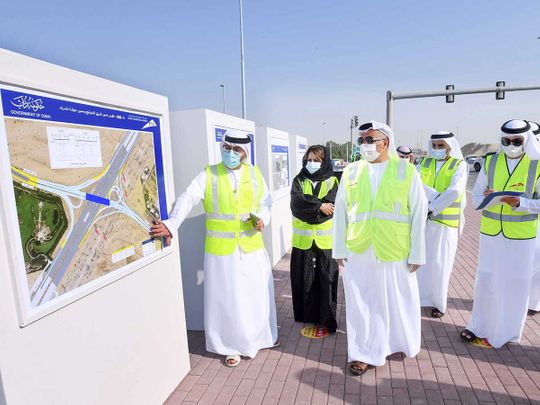 RTA to open a new tunnel, intersection in Dubai in March 2021