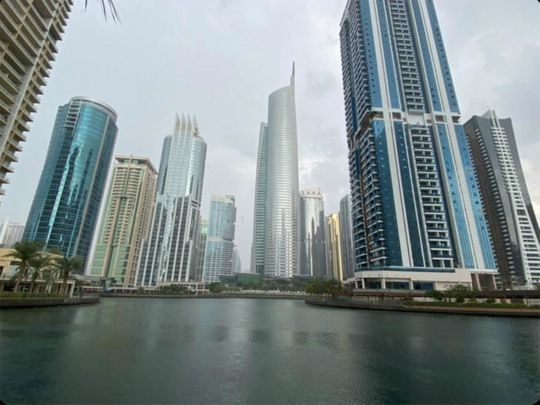 Readers pictures: Rain and overcast skies in Dubai, Sharjah and other parts of the UAE