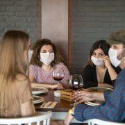 Restaurants Scramble Amid Cold, COVID Surge