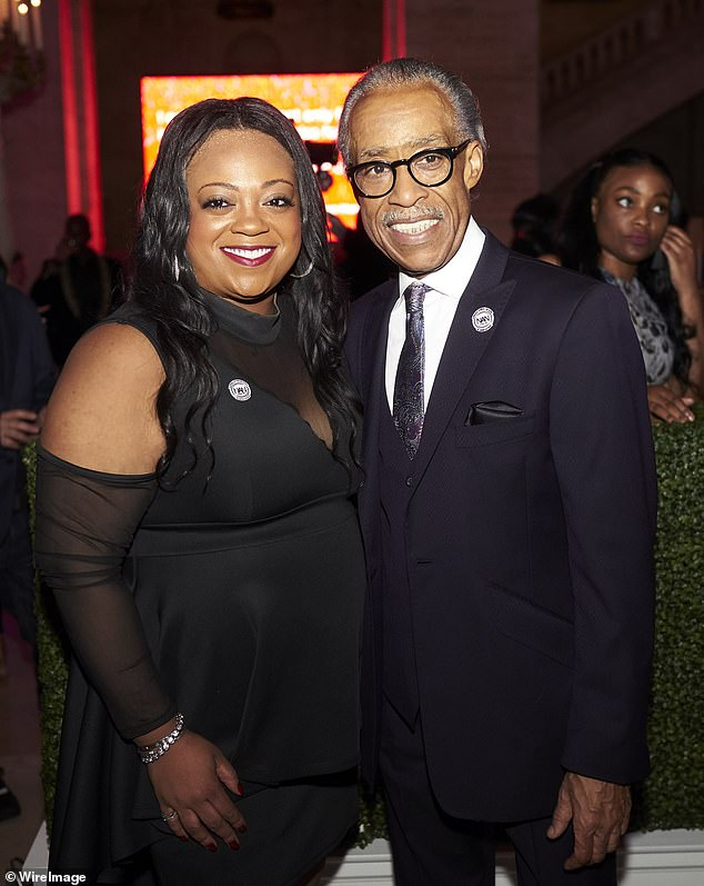 Rev Al Sharpton's National Action Network paid over $80k to his relatives in 2019, tax filing shows