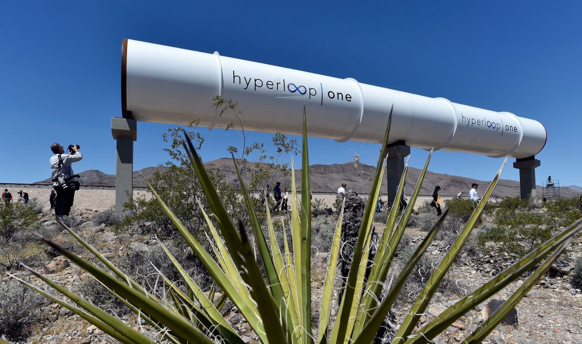 Richard Branson Beats Elon Musk: Virgin Hyperloop Successfully Completes First Human Trip | The State