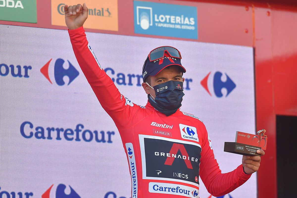 Richard Carapaz is ambassador of the Cycling Tour of Ecuador 2020   The State