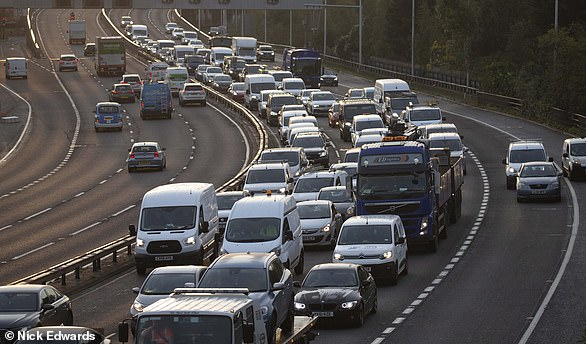 Rishi Sunak considers plan to charge motorists for every mile they drive on Britain's roads
