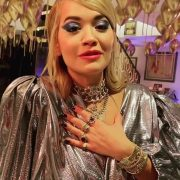 Rita Ora 'breaks lockdown rules by partying all night with 30 pals at a restaurant'
