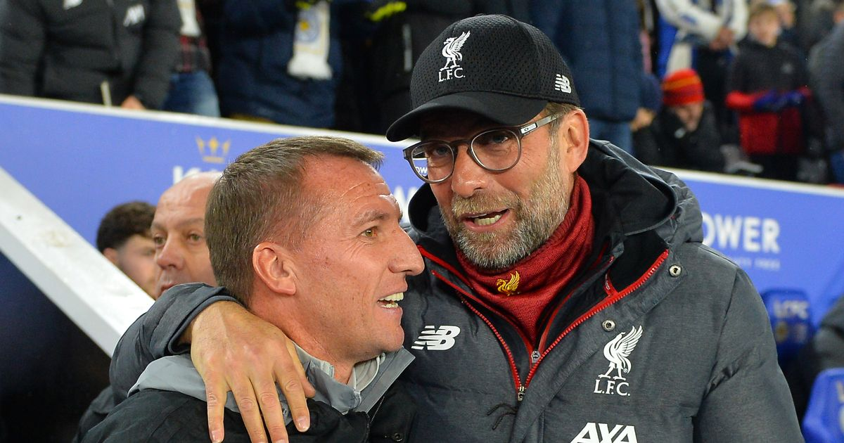 Rodgers' approach to fixture pileup is very different to Klopp's