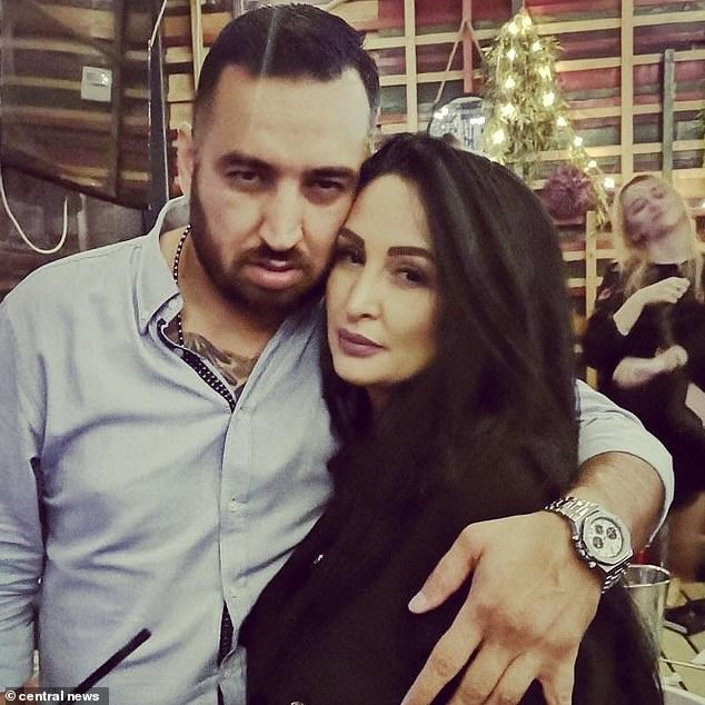 Romanian couple, 33, used boy, six, to help steal a £67,000 gold watch from Harrods