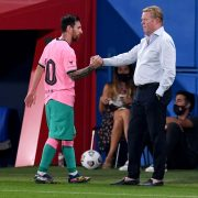 "Ronald Koeman defends Messi amid controversy: ""Leo deserves more respect"" 