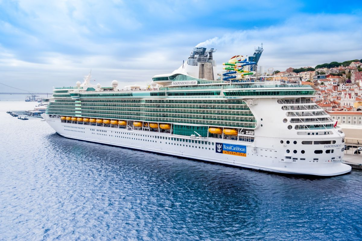 Royal Caribbean will need volunteers to travel on a cruise ship