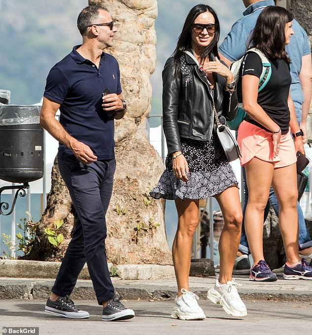 Ryan Giggs' girlfriend Kate Greville 'moves out and takes her puppy with her
