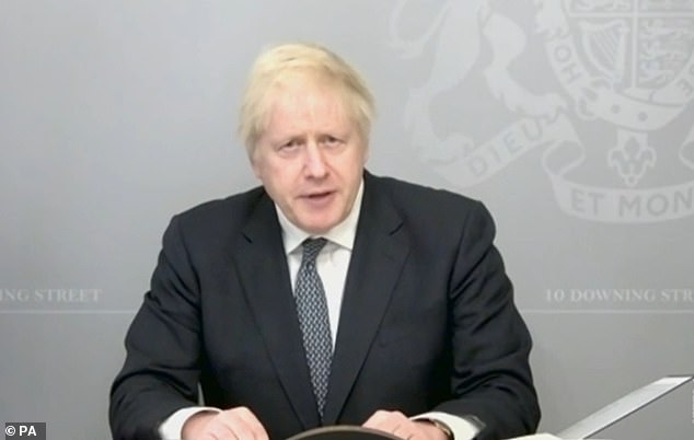Scientists warn Boris Johnson not to relax Covid rules for Christmas