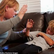 Scotland outlaws smacking children from today in UK first