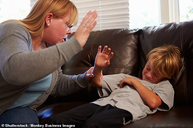 Members of the public in Scotland are being urged to call 999 to report parents who are seen smacking their children as the new Children (Equal Protection from Assault) (Scotland) Act 2019 comes into force from November 7. (Stock image)