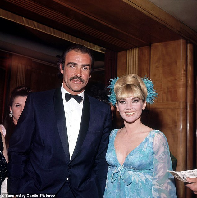 Sean Connery: Friend of his first wife Diane Cilento reveals the actor's violent streak