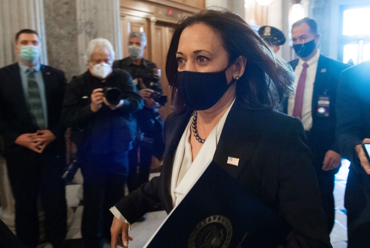 Several Republicans congratulated Kamala Harris on her return to the Senate | The State