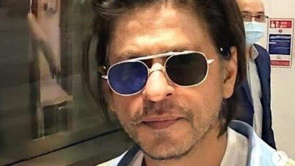 Shah Rukh Khan returns to India from Dubai with wife Gauri and friend Karan Johar as KKR drops out of IPL 2020, see pics