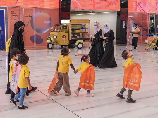 Sharjah book fair's most atypical run concludes with more surprises