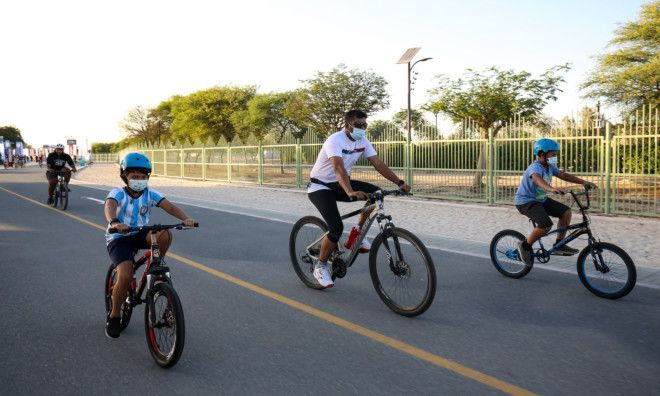 Sheikh Zayed Road to turn into a cycling track for Dubai Fitness Challenge on November 13