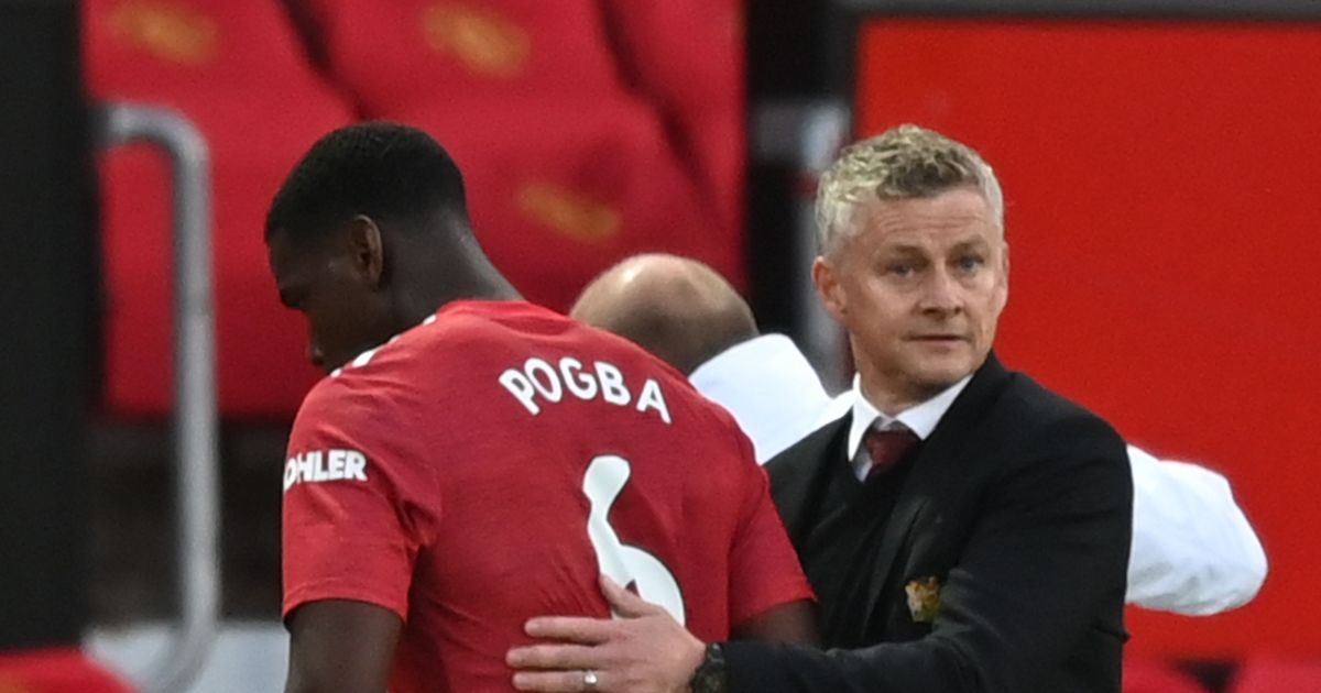 Solskjaer lifts lid on Pogba situation as he admits Man Utd star is unhappy