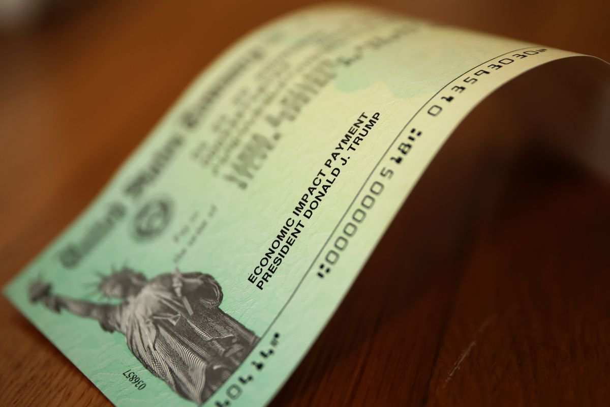 Stimulus Check: Congress' Last Chance to Pass a Support Program Before Opening Day | The State
