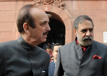 Stop undermining RS leaders, says Anand Sharma after warning from Congress