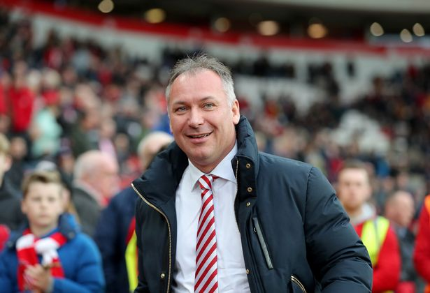 Black Cats owner Stewart Donald has been searching for a buyer for some time