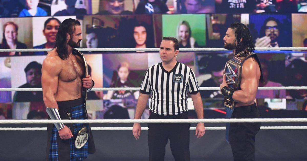Survivor Series results as Roman Reigns and Drew McIntyre collide