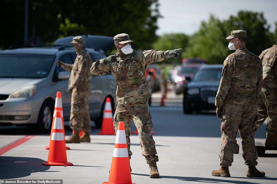 Texas deploys National Guard to El Paso to help pandemic-ravaged city deal with overflowing morgues
