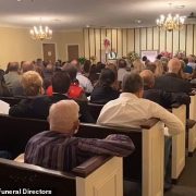 Texas funeral becomes a COVID-19 super spreader event after 100 people pack into the pews