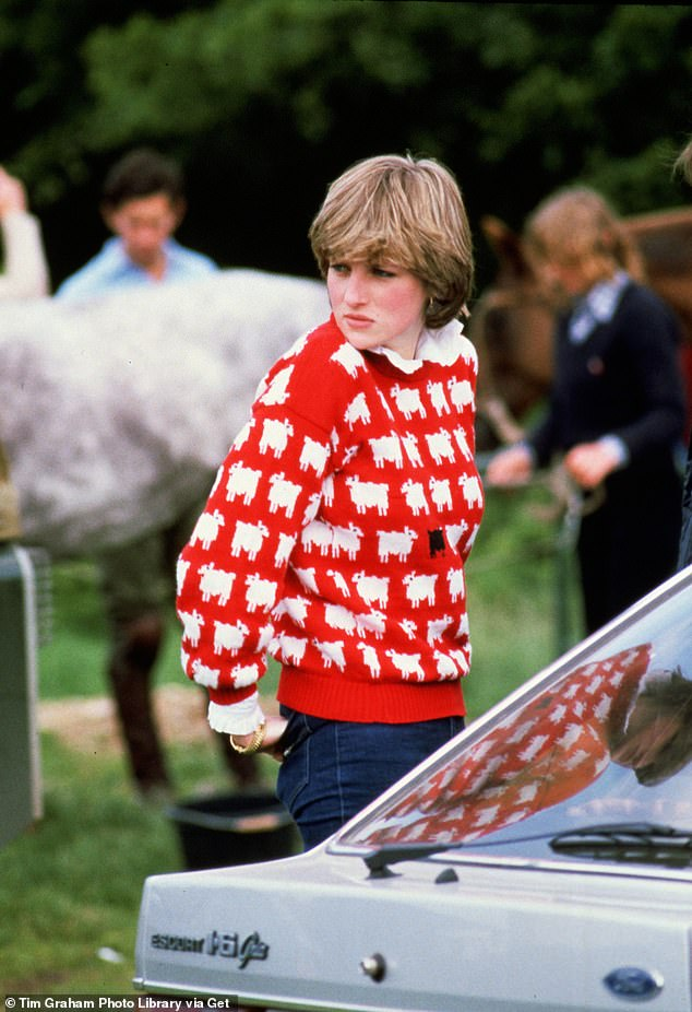 The Crown inspires surge in eBay demand for Princess Diana fashion