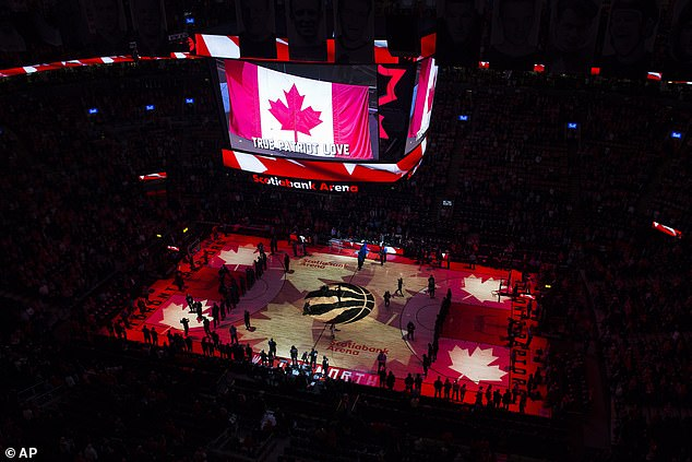 The Tampa Raptors? Canada boots Toronto's NBA club for the 2020-21 season amid travel ban