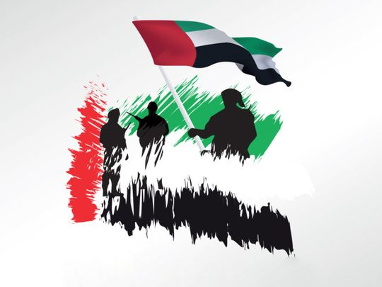 The UAE will celebrate Commemoration Day on Monday