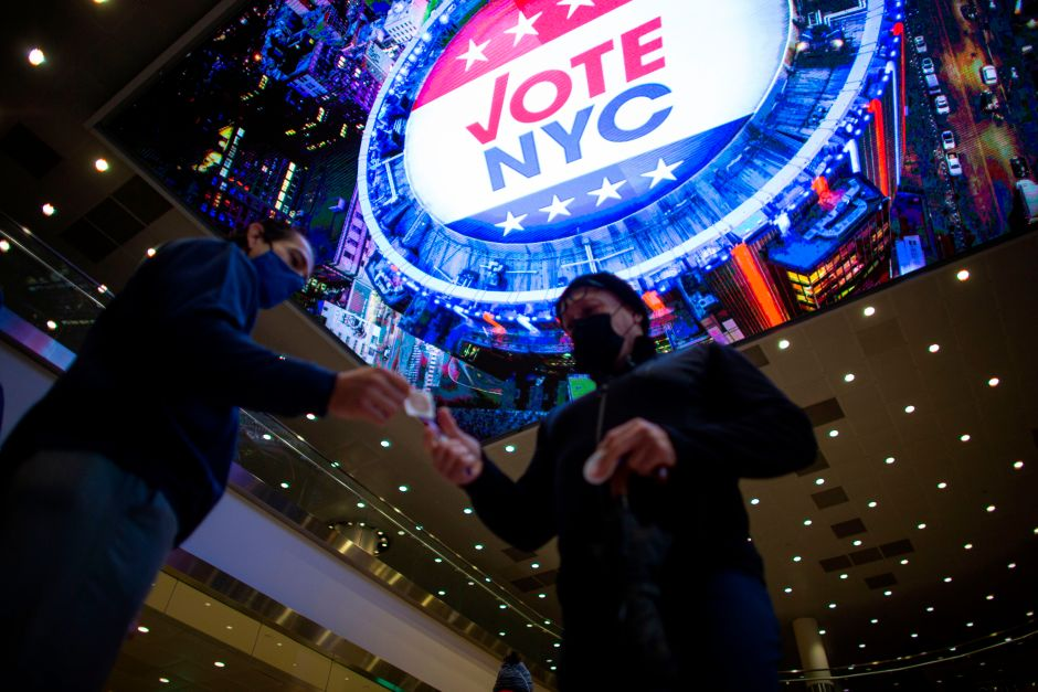 The day has come to vote for our community | The NY Journal