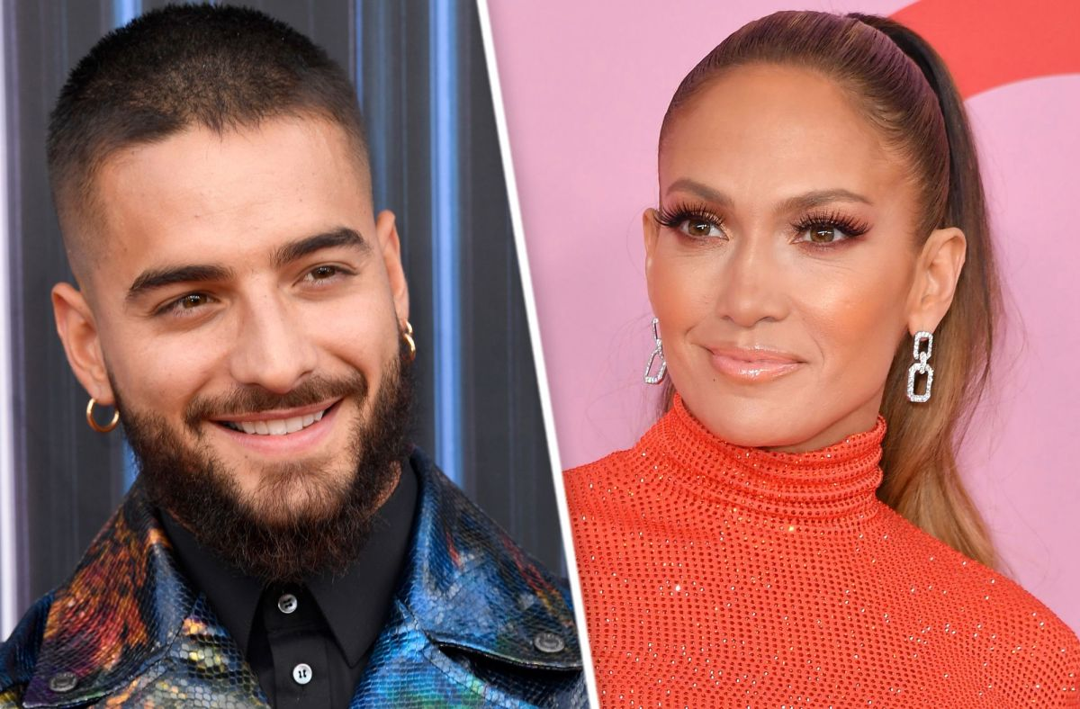 The fiery performance of Jennifer López and Maluma in the 2020 AMAs that has everyone heated | The State