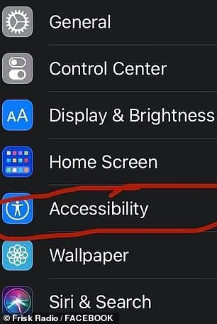 The iPhone trick that allows you to take a screenshot without clicking a single button