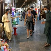 The multilingual merchants of Dubai's Deira Souq
