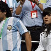 The shocking publication of Maradona's daughter on Instagram minutes before the death of her father | The State