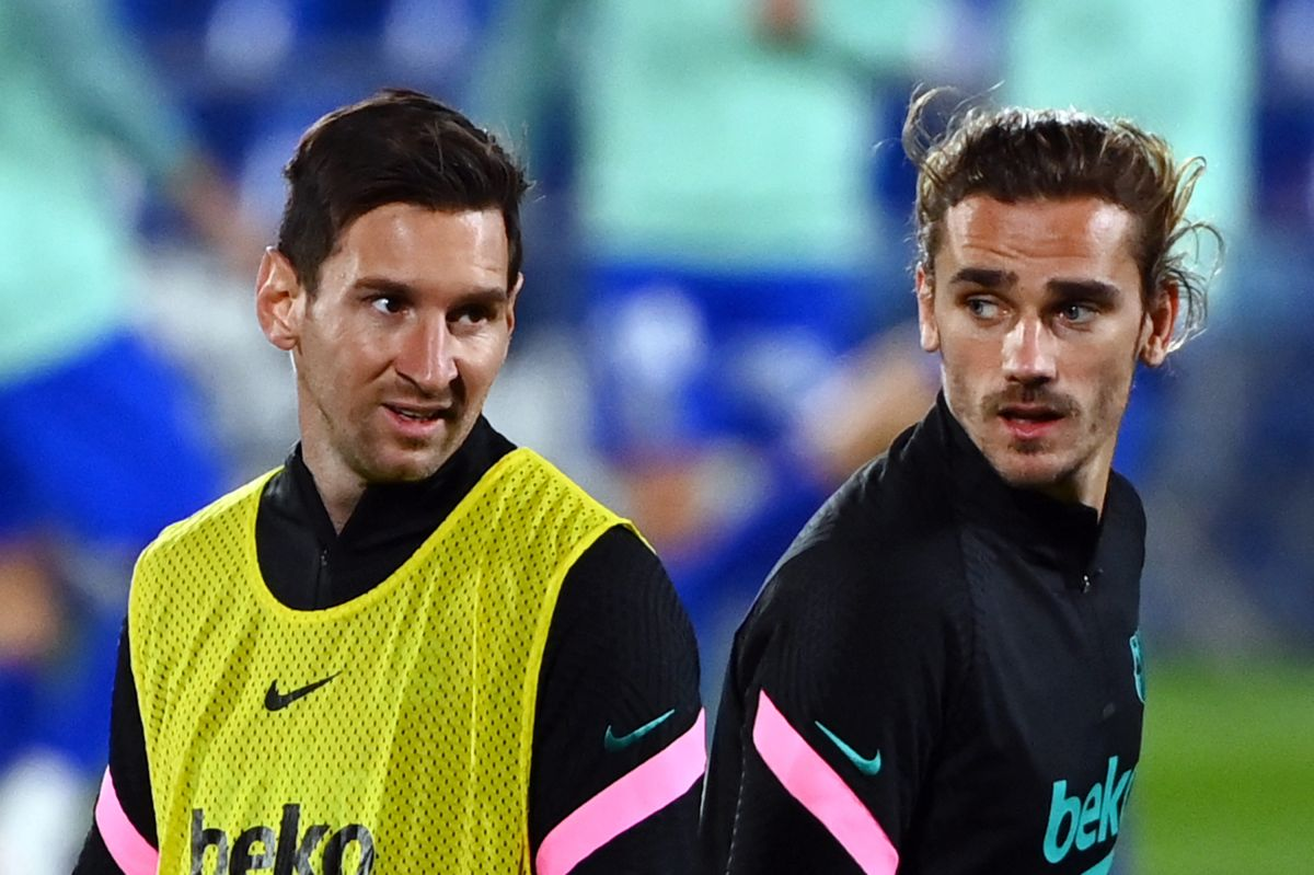 The uncle joins the controversy: A relative of Antoine Griezmann assured that because of Leo Messi his nephew does not shine in Barcelona | The State