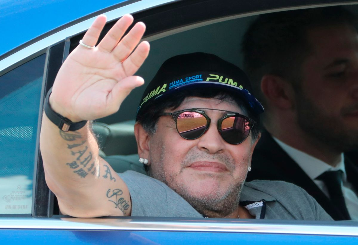 They reveal what was found in the room where Diego Armando Maradona died   The State
