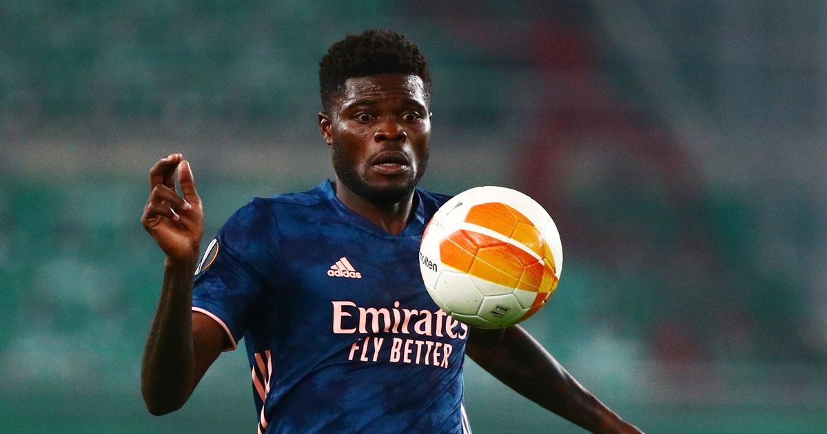 """Thomas Partey injury labelled """"an Arsenal thing"""" as Gunners star sidelined"""
