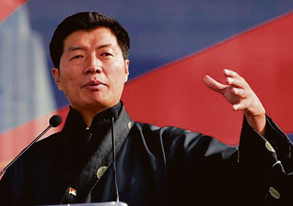 Tibetan govt-in-exile recognised by US, says its president