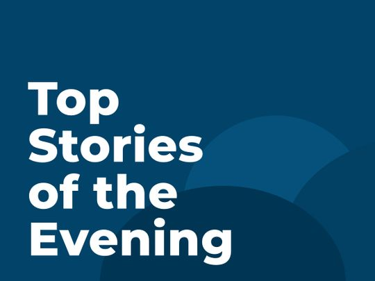Top stories of the  Evening