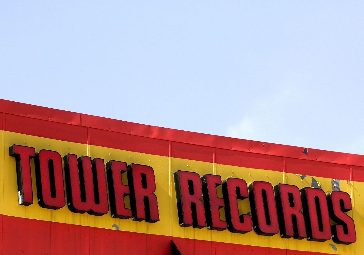 Tower Records returns to the market through an online music store | The State