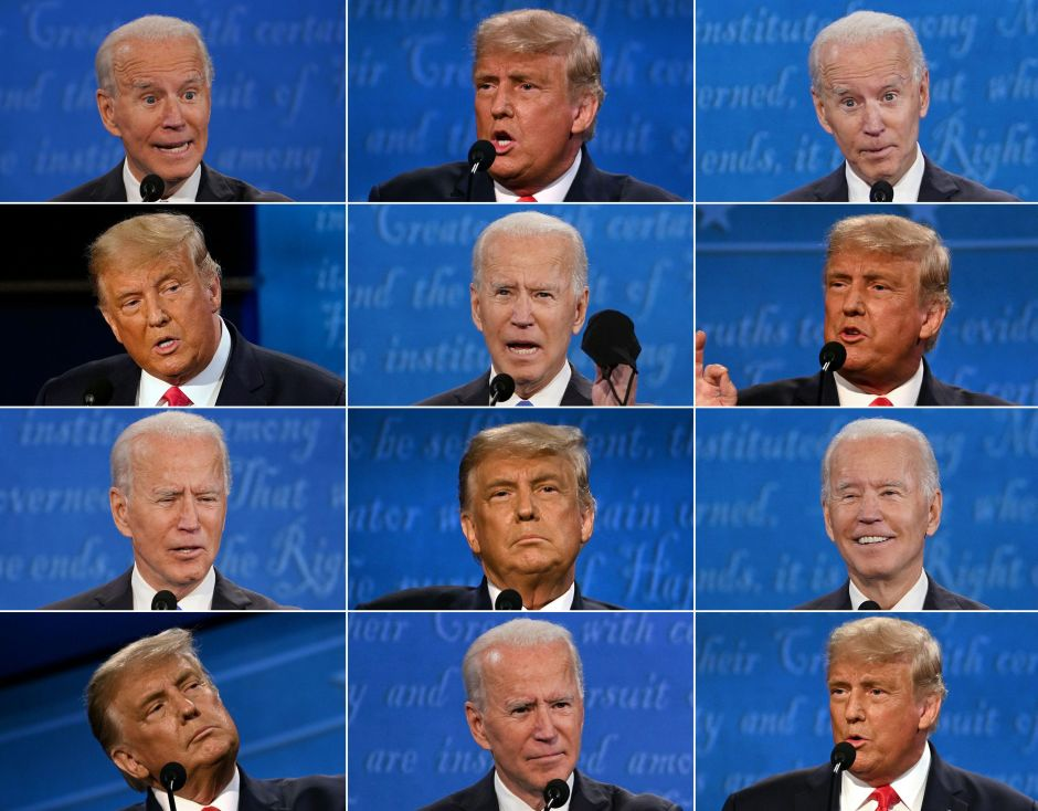 Trump and Biden go to election amid uncertainty | The NY Journal