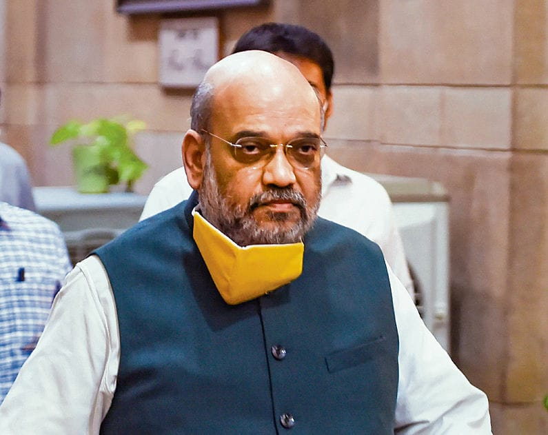 Twitter removes Home Minister Amit Shah's DP, reinstates it later