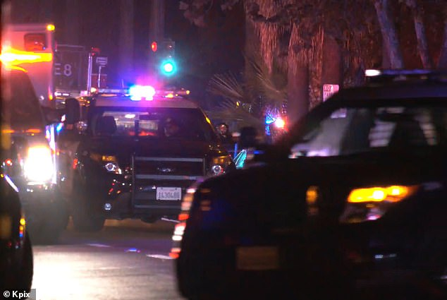 Two dead and multiple others seriously wounded after a mass stabbing at church in San Jose